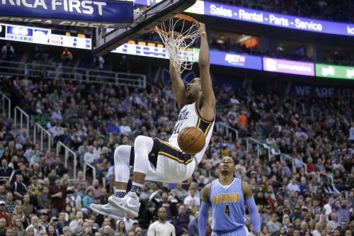 Nuggets get Trey Lyles from Jazz in swap of first-round picks