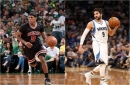 Rajon Rondo, Ricky Rubio have unclear futures after Jimmy Butler trade