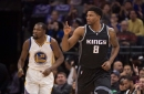 Kings' draft picks indicate future without veteran Rudy Gay