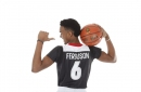 Oklahoma City Thunder select Terrance Ferguson with the #21 pick of the 2017 NBA Draft