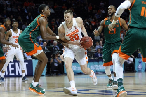 NBA Draft: Nuggets trade down to 24th overall, select Tyler Lydon
