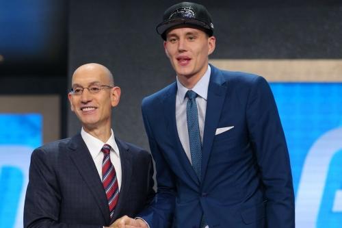 2017 NBA Draft: Orlando Magic select Anzejs Pasecniks
