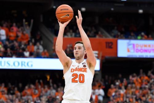 Highlights: Denver Nuggets draft pick Tyler Lydon at Syracuse
