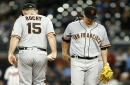 Kyle Crick debuts amid another loss as Giants end miserable road trip