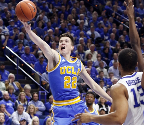 UCLA contributes three freshmen to record number in NBA draft