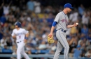 Jerry Blevins falls apart late as Mets get swept by Dodgers