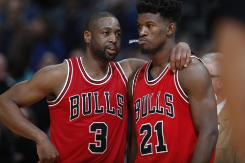 Bulls react to Dwyane Wade 'buyout' comment in wake of Butler trade