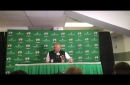Danny Ainge picks Jayson Tatum, but Boston Celtics draft just as notable for options they turned down