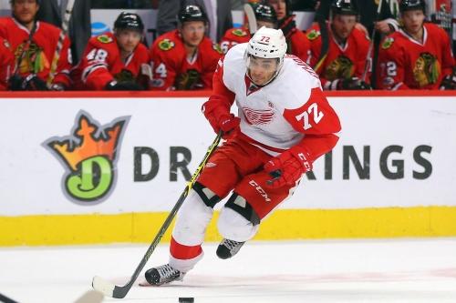 Quick Hits: Should Red Wings Trade Andreas Athanasiou?
