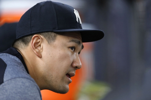 Right now Masahiro Tanaka is the Yankees' ace in name only