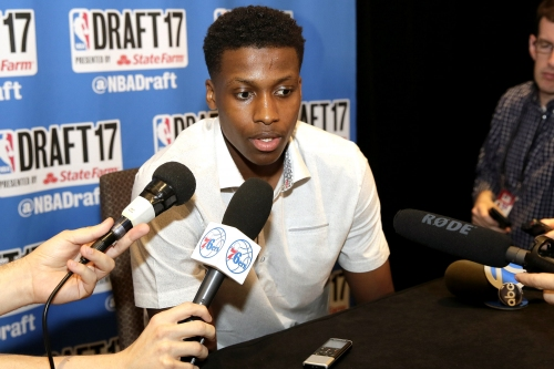 The whirlwind 24 hours for Knicks' French draft target