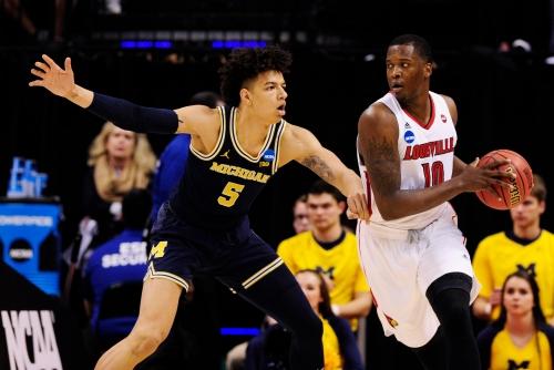 Bucks coach Jason Kidd says Michigan's D.J. Wilson fits team's DNA