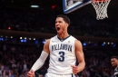 Jazz select Villanova Guard Josh Hart in first round, trade rights to Lakers