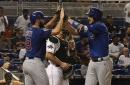 Cubs 11, Marlins 1: Cub power returns