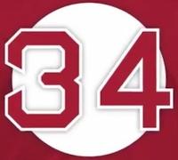 Red Sox Set To Retire David Ortiz's Number 34 Tonight