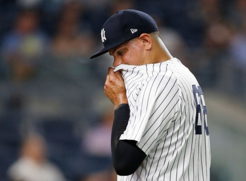 Yankees still searching for consistency