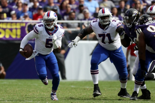 Tyrod Taylor's contract: A fair deal?