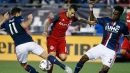 TFC's depth to be tested vs. Revs after short turnaround