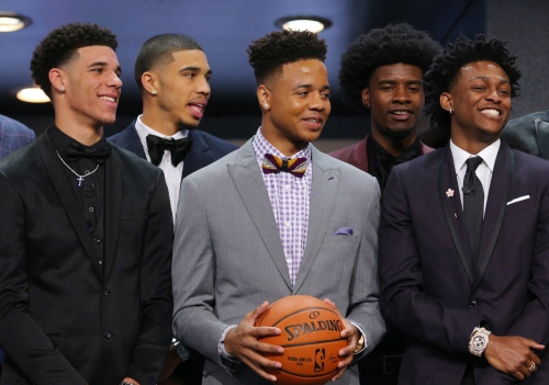 Here are the best quotes from the 2017 NBA draft picks