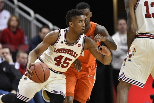 2017 NBA Draft Analysis: What to Expect from Louisville's Donovan Mitchell