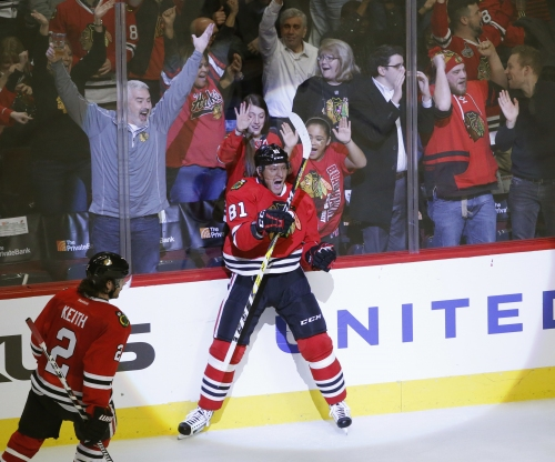 Blackhawks unsure how they'll address Hossa's absence The Associated Press