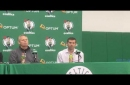 Brad Stevens: Jayson Tatum fits how Boston Celtics want to play, who they want to be