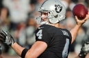 Derek Carr says he's going to spend his new contract money on Chick-fil-A