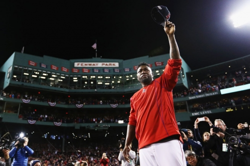 Red Sox vs. Angels lineup: This is David Ortiz's f*king city
