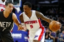 Pistons guard Caldwell-Pope suspended for 2 games The Associated Press