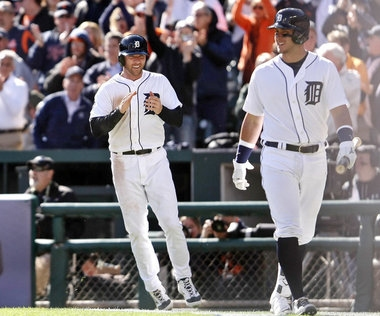 Tigers, Padres lineups: Andrew Romine starting in center field