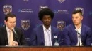 Why did Josh Jackson not work out for Boston?