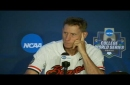 Watch: Oregon State Beavers react to 3-1 loss to LSU in College World Series