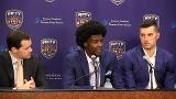Suns draft pick Josh Jackson on his off-court issues