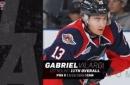 LA Kings select center Gabe Vilardi with No. 11 pick in 2017 NHL Draft