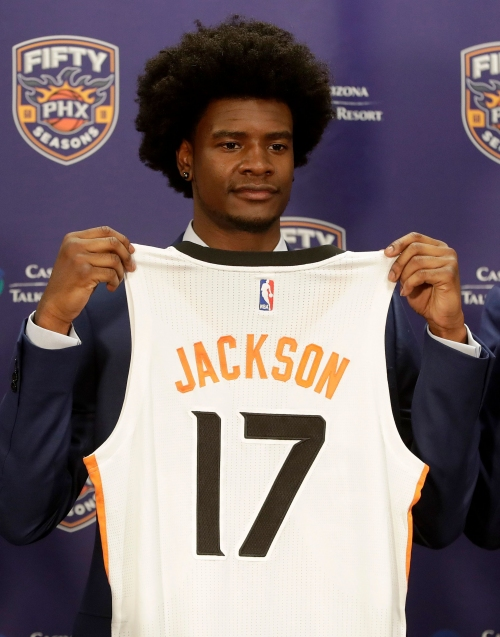 Moore: Phoenix Suns have responsibility to help Josh Jackson grow as player, man