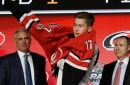 Hurricanes select Martin Necas with No. 12 pick in NHL draft