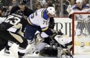 Ryan Reaves traded to the Pittsburgh Penguins