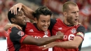 Toronto FC's depth backs up coach Vanney with win over Revolution