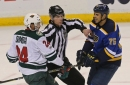 Blues deal Reaves to Penguins for center Sundqvist