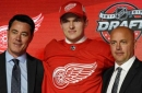 Red Wings get center Michael Rasmussen with No. 9 pick