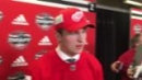 Rasmussen excited to join Red Wings