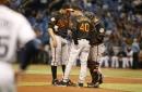 Orioles lose to Rays, 15-5; Jimenez allows nine earned runs in start