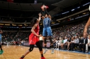Moore scores 18 of 22 points in 1st half, Lynx beat Mystics The Associated Press