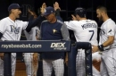 Rays score 15 runs in a blowout win over the Orioles
