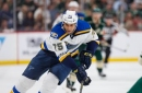 Pittsburgh Penguins Acquire Reaves from St. Louis for Sundqvist