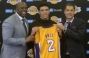 Magic Johnson throws D'Angelo Russell under the bus