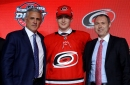 2017 NHL Draft: Ron Francis excited about Martin Necas' potential, had trade discussions but nothing concrete