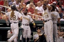 Bell, Jaso homer to lead Pirates past Cardinals 4-3 (Jun 23, 2017)