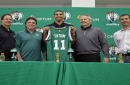 Jayson Tatum ready to toughen up for Celtics