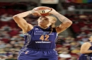 Griner has 9th career dunk, helps Mercury top Storm 85-82 The Associated Press